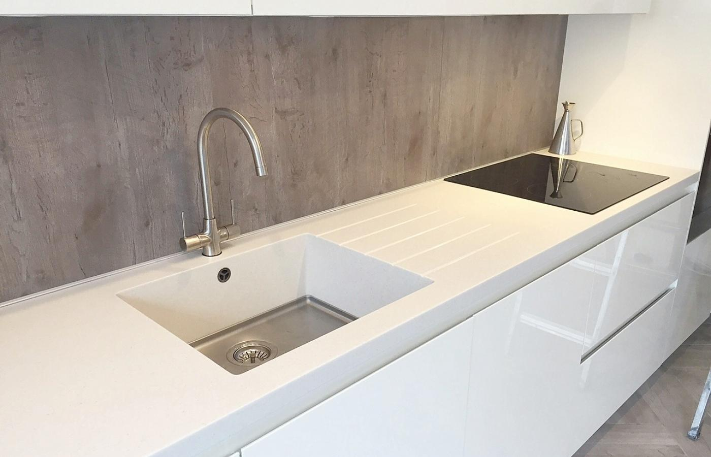 Corian Moulded Sink